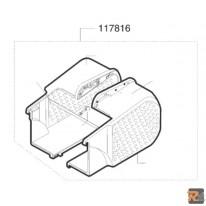CESTO COMPLETO DI RICAMBIO ALKO ORIGINALE PER Tosaerba Classic 46BRH cod. 121038 - AL-KO