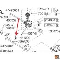 MOLLA TRASMISSIONE HIGHLINE 523 SP cod. 441292 - AL-KO