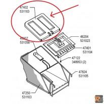 Copricesto di ricambio per rasaerba Sigma SL 50 BR - cod. 53116301 - AL-KO