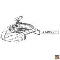 41486302 avviamento ricambio motore alko pro 125 - AL-KO