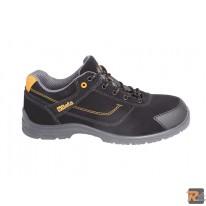 7214FN scarpe in action nabuk idrorepellente con inserto antiabrasione nella zona del puntale - BETA UTENSILI