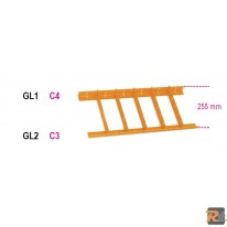 GL2 - COMBINAZIONI DI SEPARATORI PARALLELI - BETA UTENSILI