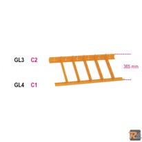 GL4 - COMBINAZIONI DI SEPARATORI PARALLELI - BETA UTENSILI