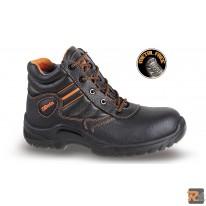 7201BKK scarpe alte in pelle pieno fiore idrorepellente - BETA UTENSILI