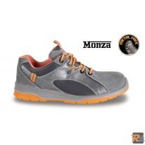 7313G - scarpe in pelle scamosciata con inserti in nylon mesh e PU - BETA UTENSILI