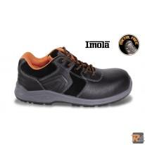 7200PN  - scarpe in pelle pieno fiore idrorepellente con inserti in pelle scamosciata idrorepellente - BETA UTENSILI