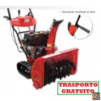 TURBINA SPAZZANEVE CINGOLATA FARMER STG1170T - 11,0 HP - FARMER