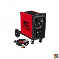 SUPERTIG 200 AC/DC-HF 400V  - TELWIN