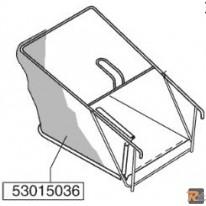 Tela di ricambio per cesto rasaerba Sigma HL 52 HR - cod. 53015036 - AL-KO