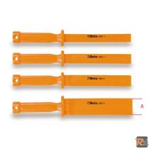 SERIE 4 SCALPELLI PLASTICA /K4 - 988 /K4 - BETA UTENSILI