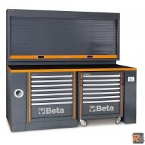 Beta C55PB-PRO/5 - Postazione di lavoro per arredo officina - BETA UTENSILI
