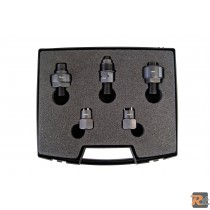 1462AD/SMN - Kit di adattatori per estrazione iniettori Siemens e Denso - BETA UTENSILI