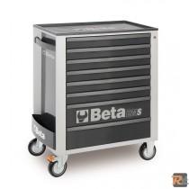 C24S/8 - 2400S8 - CASSETTIERA MOBILE CON OTTO CASSETTI - BETA UTENSILI