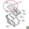 Copricesto di ricambio per rasaerba Sigma SL 50 BR - cod. 53116301