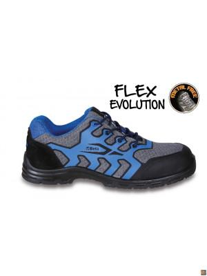 7217FB SCARPE B.SE FLEX EVOLUTION S1P BLU FB