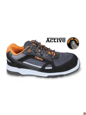 7315AN - SNEAKERS ACTIVE PELLE/MESH (S3) AN 41
