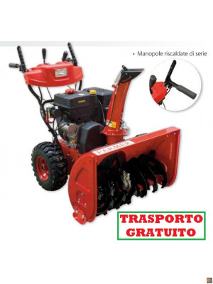 TURBINA NEVE FARMER STG1376E - 13,0 HP