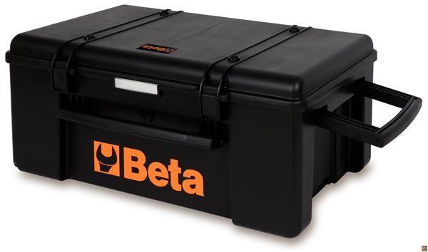 TOOL BOX PLASTICA CON RUOTE C13