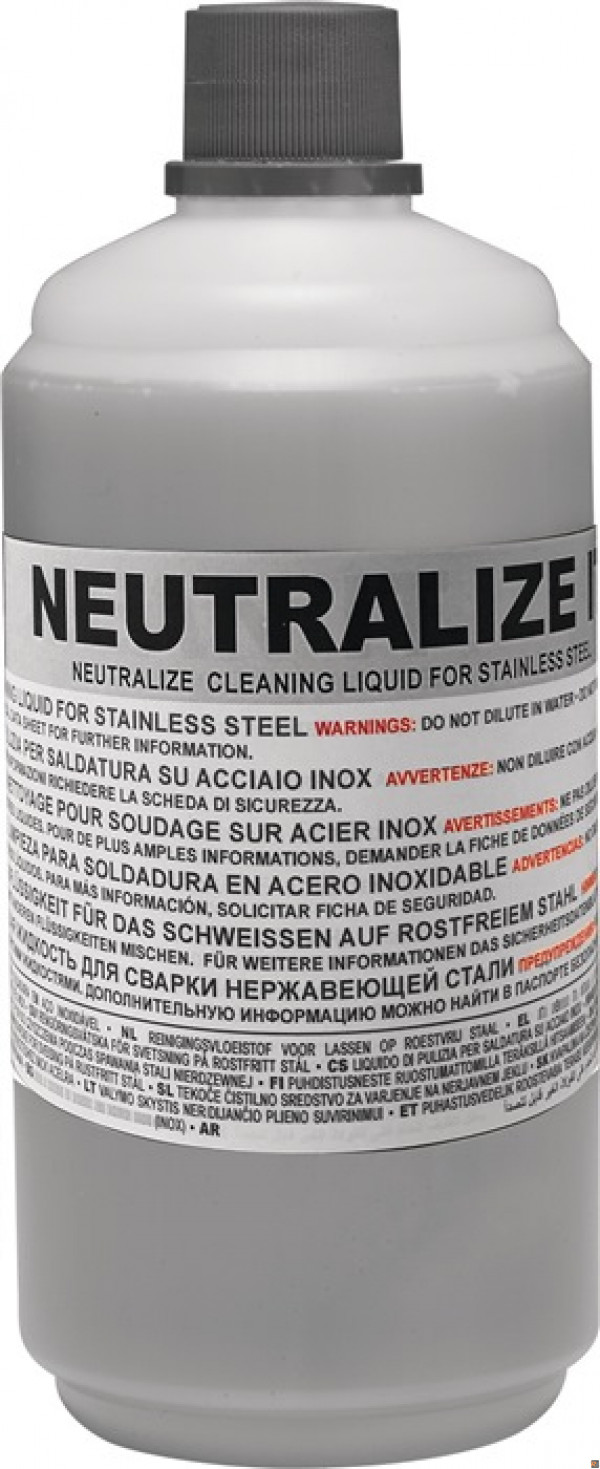 Liquido Neutralize per Cleantech TELWIN 804139