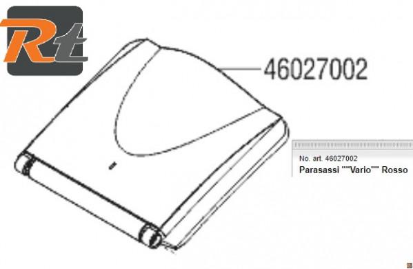 Parasassi di ricambio per rasaerba SOLO BY AL-KO 5215 SP-A (codice rasaerba 127225) - ricambio originale ALKO
