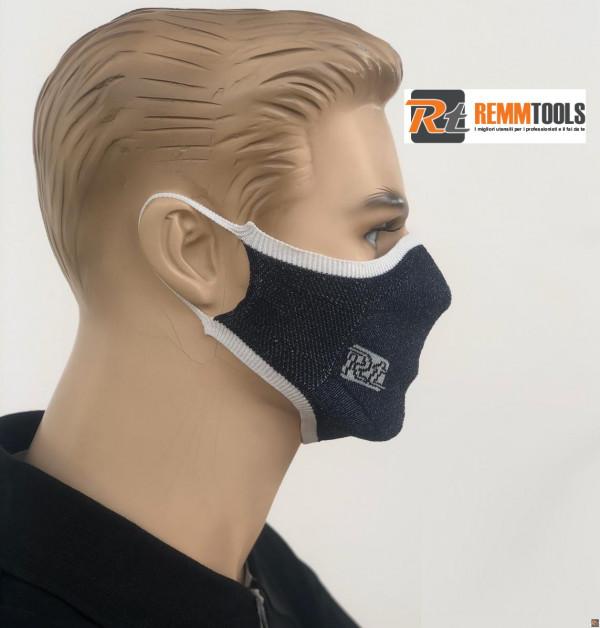 Set 3 mascherine filtranti lavabili