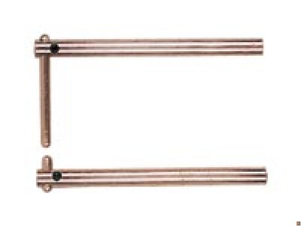XA6 BRACCI DIRITTI L=250MM + ELETTRODI - cod. 803152