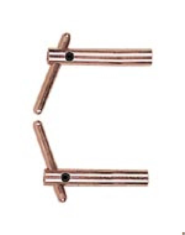 XA2 BRACCI DIRITTI L=120+ELETTR.INCLIN. - 803150