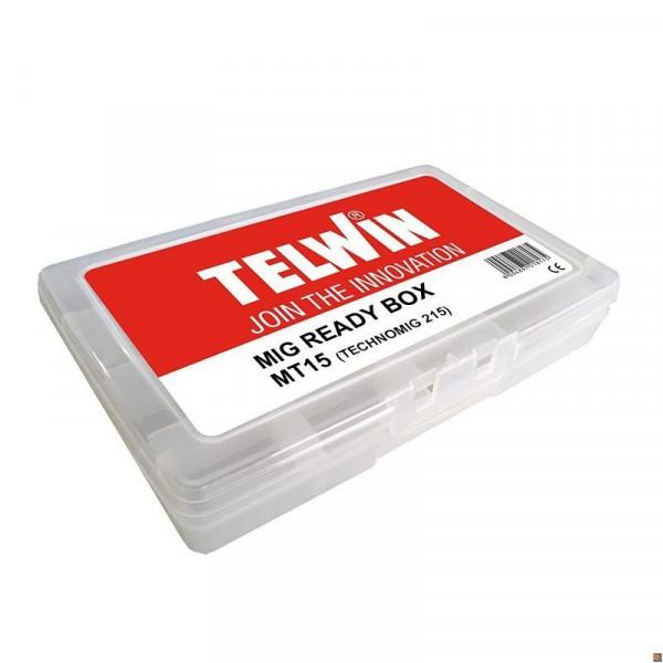 KIT CONSUMABILI PER TORCIA MT15 TELWIN 804168