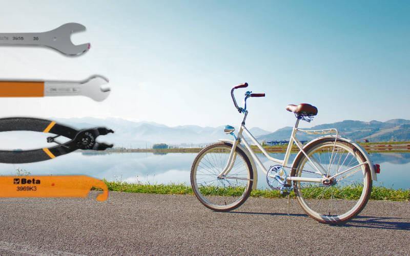 Prenditi cura della tua bicicletta con gli utensili Remmtools