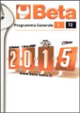 Catalogo Beta Tools 2015