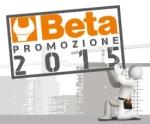 Vaschette portautensili e assortimenti in Promozione Beta Action 2015